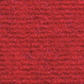 Moquette agugliata al taglio Riva rosso 400 cm