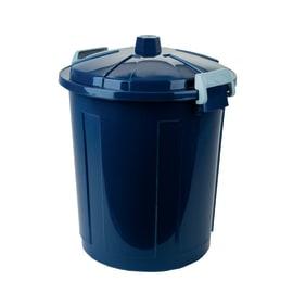Pattumiera Tommy 50 L blu