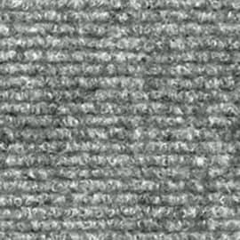 Moquette agugliata al taglio Riva grigio 200 cm