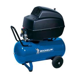 Compressore coassiale Michelin MVX360/50, silenziato, 3 hp, pressione massima 10 bar
