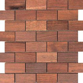 Mosaico Sandalo mix 33,3 x 33,3 cm marrone