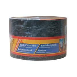 Banda sigillante Multiseal in alluminio/butile color grigio 10 x 0,12 cm, L 1000 cm
