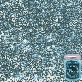 Glitter Ottagono argento brillante 90 g