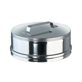 Fondo cieco acciaio inox AISI 316L