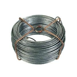 Filo in ferro zincato Ø 1,4 mm x 40 m