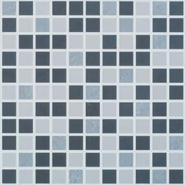 Mosaico Luminor 20 x 20 cm grigio