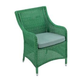 Poltrona Carolina verde