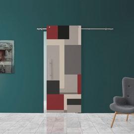 Porta da interno scorrevole Carpet 1 88 x H 220 cm dx