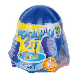 Kit trattamento piscine Poolp'o 0,5 kg