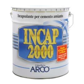 Impermeabilizzante cemento amianto liquido Incap 2000 rosso 14 L