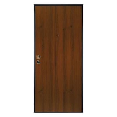 Porta Blindata Leopard Noce L 90 X H 200 Cm Dx Prezzi E Offerte