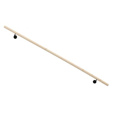 Corrimano abete chiaro l 200 cm prezzi e offerte online for Corrimano in legno leroy merlin