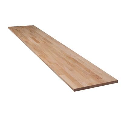 Tavola lamellare faggio 28 x 600 x 2500 mm prezzi e - Tavola legno lamellare faggio ...