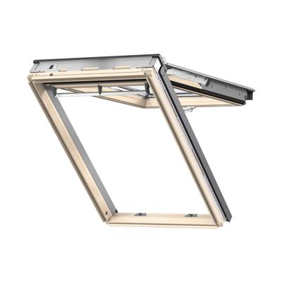 Finestra per tetto velux gpl ck04 3070 55 x 99 cm prezzi e offerte online leroy merlin - Prezzi velux finestre per tetti ...