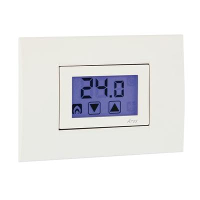 termostato vemer aros prezzi e offerte online leroy merlin