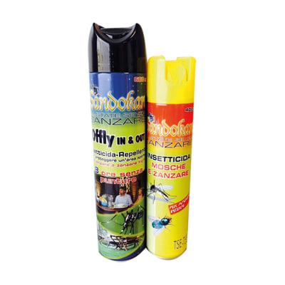 Insetticida spray offly in out tse tse sandokan prezzi e for Spray sanificante per condizionatori leroy merlin