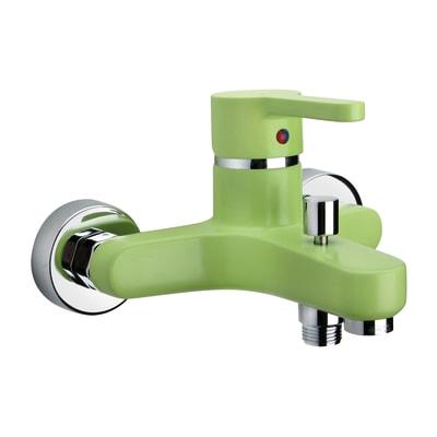 Miscelatore vasca colors verde prezzi e offerte online for Miscelatori vasca da bagno leroy merlin
