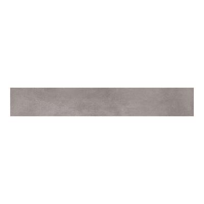 Battiscopa berna grigio 7 x 30 cm prezzi e offerte online for Canalina battiscopa leroy merlin