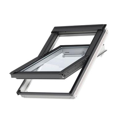 finestra per tetto velux ggl sk06 2068 114 x 118 cm prezzi e offerte online leroy merlin. Black Bedroom Furniture Sets. Home Design Ideas