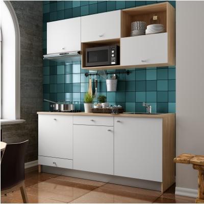 cucina one bianco l 180 cm prezzi e offerte online leroy