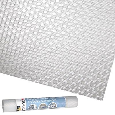 Tappetino antiscivolo multiuso trasparente 50 x 150 cm - Tappetini antiscivolo per cassetti ikea ...