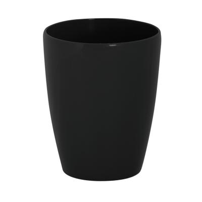 Vaso orchidea 12 5 cm nero prezzi e offerte online for Vaso orchidea