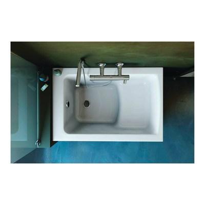 Vasca ideal standard flower 105 x 70 cm prezzi e offerte for Miscelatori vasca da bagno leroy merlin