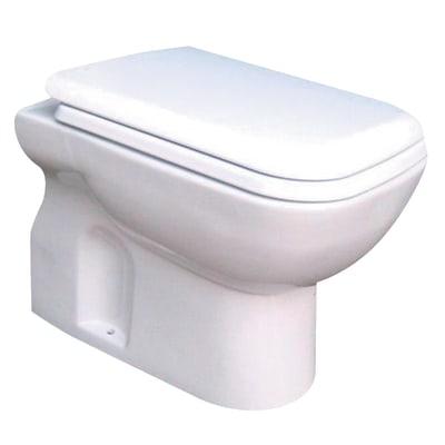 Vaso a pavimento filo muro cretta prezzi e offerte online leroy merlin - Sensea accessori bagno ...