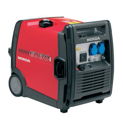 Generatore di corrente honda eu30i handy 3 kw prezzi e for Generatore hyundai leroy merlin