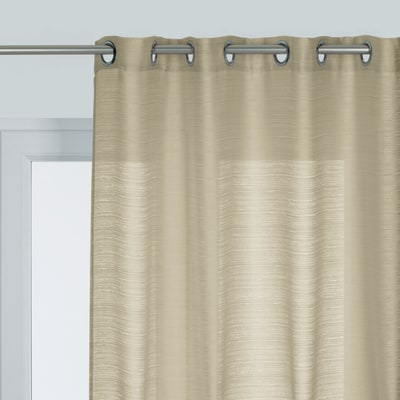 Tenda corda ecru 140 x 280 cm prezzi e offerte online for Bastoni leroy merlin