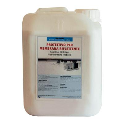 Protettivo per membrana riflettente trasparente 5 kg for Guaina bituminosa leroy merlin