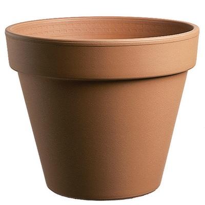 Vaso comune 17 cm cotto prezzi e offerte online leroy for Vasi in terracotta on line