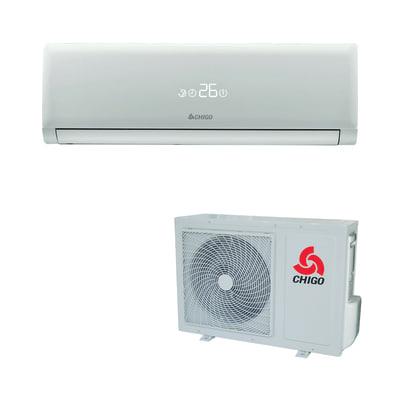 Climatizzatore Fisso Inverter Monosplit Chigo 169 Cs 35v3a 1c169ay4j