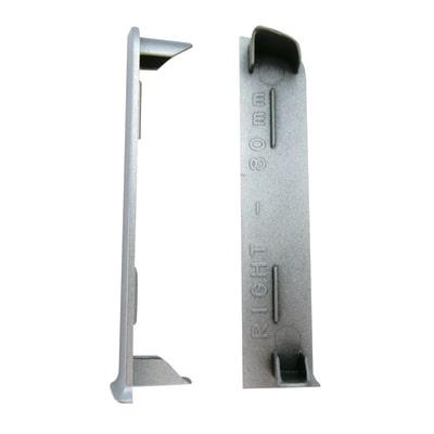 2 raccordi angolari esterni alluminio prezzi e offerte for Angolari leroy merlin