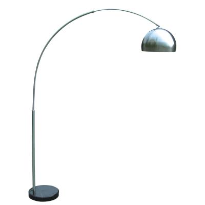 Lampada Da Terra Big Sofa Nickel Prezzi E Offerte Online Leroy Merlin