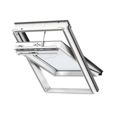 Finestra per tetto velux ggu ck02 007021 55 x 78 cm for Prezzi tapparelle elettriche velux