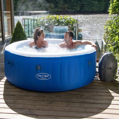 piscina idromassaggio lay z spa havana bestway 180 cm prezzi e offerte online leroy merlin. Black Bedroom Furniture Sets. Home Design Ideas