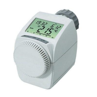 Termostato con testina termostatica ttd150 wireless prezzi for Termostato gsm leroy merlin