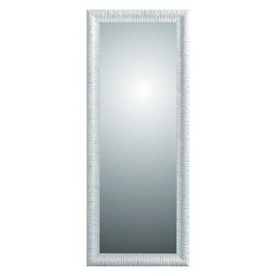 specchio da parete rettangolare Angelina bianco 70 x 170 cm prezzi e ...