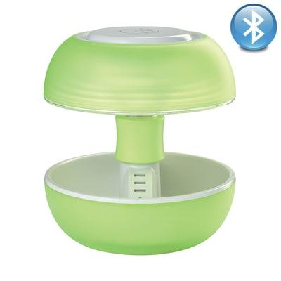 Lampada da tavolo joyo serie lightcolor bluetooth verde prezzi e offerte online leroy merlin for Lampada da tavolo verde
