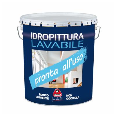 Pittura murale boero 14 l bianco prezzi e offerte online for Leroy merlin pittura lavabile