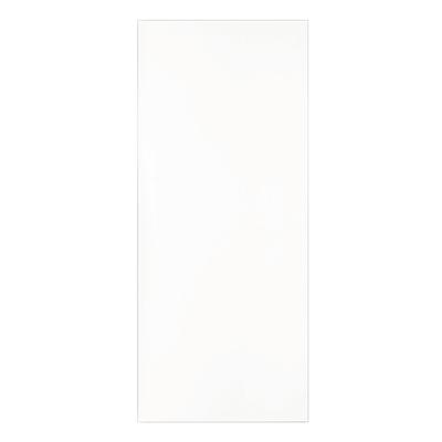 Pannello Per Porta Blindata Pellicolato Bianco L 90 X H 210 Cm Sp 6 Mm