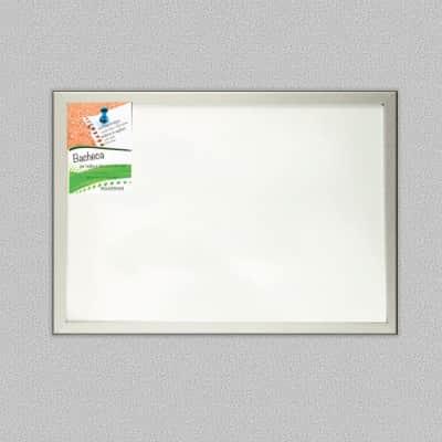 Lavagna Magnetica Bianco 60 X 45 Cm Prezzi E Offerte Online Leroy