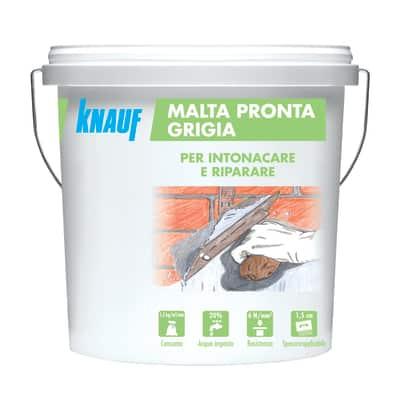 Malta pronta grigia Knauf 5 kg