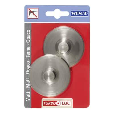 Set 2 elementi di fissaggio Turbo-Loc per Premium opaco