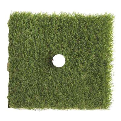 Erba sintetica al taglio Barcellona L 0,3 x H  2 m, spessore 30 mm