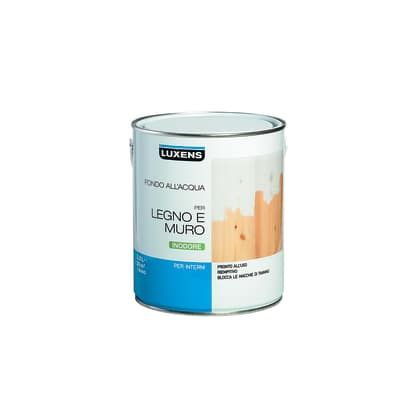 Fondo Luxens all'acqua bianco 2,5 L