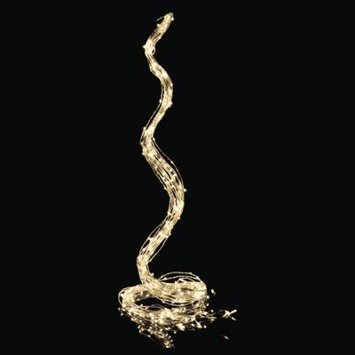 Catena luminosa 240 Led Bianco/classic 2 m