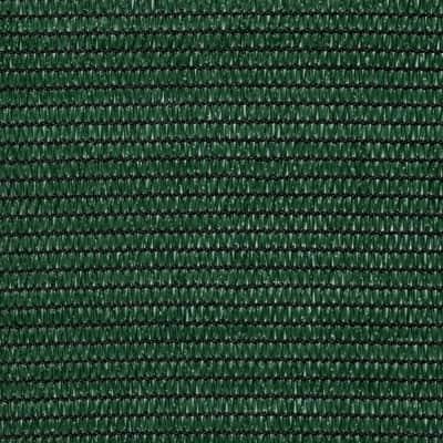 Rete ombreggiante Jamaica Plus verde L 25 x H 1 m