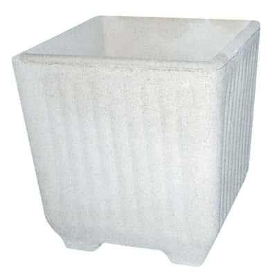 Fioriera l 38 x h 41 x p 38 cm prezzi e offerte online for Vasi in terracotta economici
